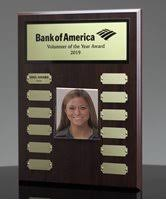 Employee Of The Month Photo Frame Employee Of The Month Awards Service Awards Edco Com Trophies