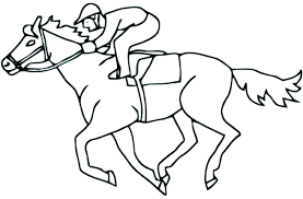 Coloring Pages Of Horses Printable Horse Coloring Pages Printable
