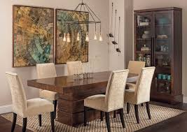 rustic modern dining room ideas