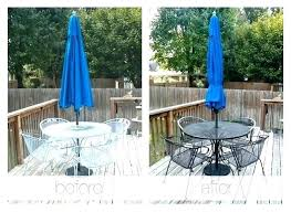 painted metal patio furniture. Painting Metal Outdoor Furniture Repaint Patio Lovely  And Glitter Goat . Painted