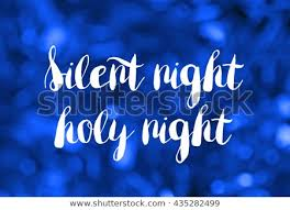 silent night holy night background. Silent Night Concept On Background Holy