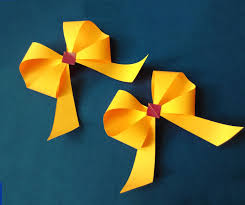 Gift Box Decoration Ideas Awesome and Easy Paper Bow or Ribbon for gift box decoration 47