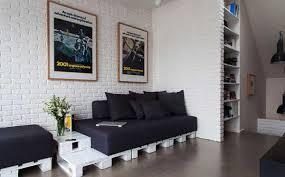 Best 25 White Brick Walls Ideas On Pinterest  White Bricks White Brick Wall Living Room