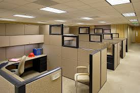 office cube design. modern office cubicle layout design : contempo brown textured partition with l shape cube i