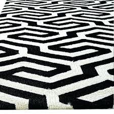black and white outdoor rug new black indoor outdoor rug adorable black and white outdoor rug