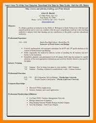 Resume For Home Science Teacher Cv English Lecturer Pgt Sample