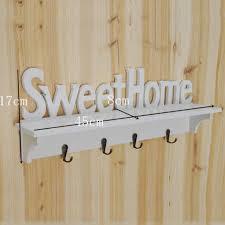 Coat Rack Board Aliexpress Buy European Garden Wall Hanging Shelf Home 99