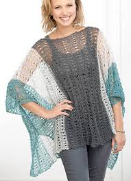 Knit Poncho Pattern Fascinating Modern Poncho Knitting Patterns In The Loop Knitting