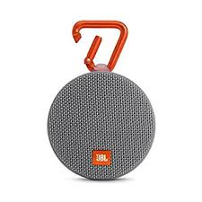 waterproof portable bluetooth speakers. jbl clip 2 waterproof portable bluetooth speaker (gray) speakers