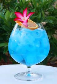Keys Florida Signature Cocktails Blue Wedding Drinks Cocktail Beach Ocean Cocktail