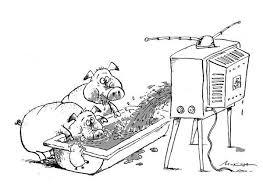62% россиян признали зависимость от телевизора, - опрос - Цензор.НЕТ 9397