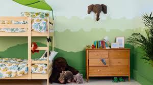 Kids Bedrooms Kids Bedrooms How To Create A Jungle Bedroom Dulux