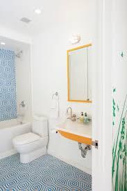 Studio DB LLC / NoMad Loft / Children's Bathroom / Concrete Popham Tile /  Studio