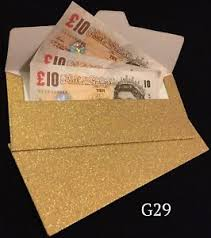 Envelope Wedding Details About Sparkling Gold Glitter Wedding Invite Money Gift Envelope Christmas Cash Wallet