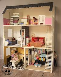 THE END - a y est, la maison est termine, Barbie a donc