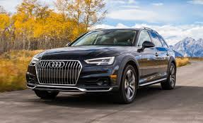2017 Audi A4 Allroad First Drive – Review – Car and Driver