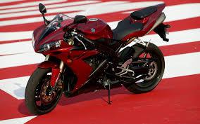 super yamaha r1 red bike hd wallpapers