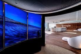 google office tel aviv 24. Google Office Reception Interior Tel Aviv 24