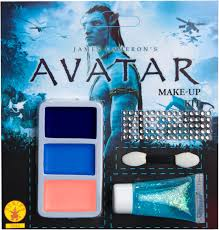 avatar navi avatar make up kit makeup basics costume accessory and fairy makeup in stock about costume
