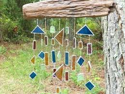 stained glass stain glass wind chimes stained glass driftwood by on stained glass wind chimes