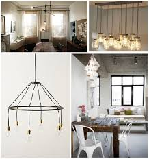 exposed lighting. interior design mashup industrial lighting efrantz exposed
