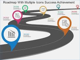 road map powerpoint template free free roadmap template roadmap powerpoint template free