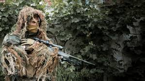depth of perception to your ghillie suit you can carpet moss for the lower part of the suit in most model train s and silk flower s