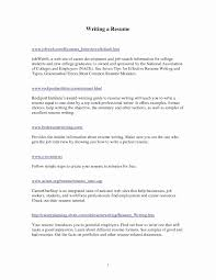 College Student Resume Awesome How To Make A Work Resume Lovely ...