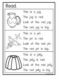Four sets of awesome kindergarten reading worksheets. Reading File Reading Comprehension Kindergarten Kindergarten Reading Kindergarten Reading Worksheets