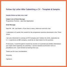 7 8 Resume Follow Up Email Jobproposalletter