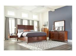 Carolina Preserves by Klaussner Simply Urban Queen Bedroom Group - Hudson's  Furniture - Bedroom Groups