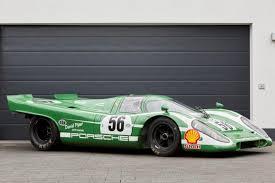 Porsche 917 ex David Piper - TPE Ltd.