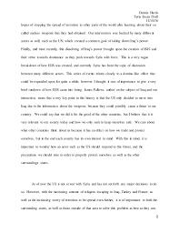 international relations term paper  2 dennis harris syria essay