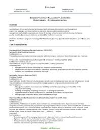 Complex Sample Administrative Officer Resume Administrative Manager