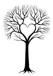 Family Tree Printable Template Leafless Tree Drawing Google Search Family Tree Ideas Tree