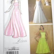 Simplicity Wedding Dress Patterns Custom Best Simplicity Wedding Dress Patterns Products On Wanelo