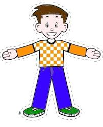 Printable Flat Stanley Template Our Template For The Flat Printable