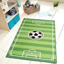 furnishmyplace soccer field ground kids play area rug 3 3 x5 b01g48jymq