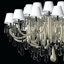 magnificent modern cappuccino colored glass chandelier with lighting center murano lights