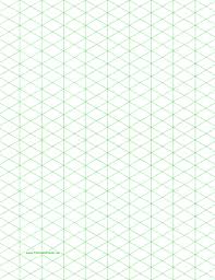 to scale graph paper isometric graph paper