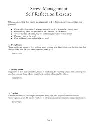 Stress Management Worksheet - PDF | Stress Management Diet ...