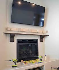 Pearl Mantels Vance Wood Fireplace Mantel Surround  HayneedleFireplace Mantel