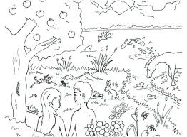 Days Of Creation Coloring Pages Inspirational Creation Coloring