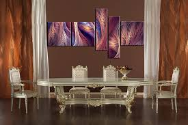 5 piece large pictures dining room wall decor modern group canvas modern artwork on modern wall art for dining room with 5 piece brown canvas modern wall art