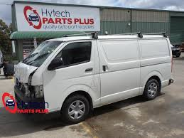 New Arrival - Toyota Hiace TRH 2012 - Parts For Sale - Hytech Parts ...