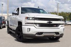Chevrolet Silverado 1500 Ltz In Florida For Sale ▷ Used Cars On ...