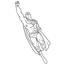 Search through 623,989 free printable colorings at getcolorings. Top 30 Free Printable Superman Coloring Pages Online