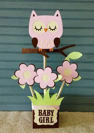 Owl Baby Girl Shower Decorations 711Owl Baby Shower Decor