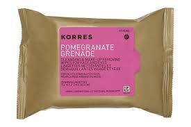 korres pomegranate cleansing makeup removing wipes are our gentle go to orlando remends klorane fl gel eye makeup remover for everyday makeup or