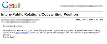 How To Write A Cover Letter For A Copywriting Job Possibly The Worst Cover Letter Ever Must See Corn On